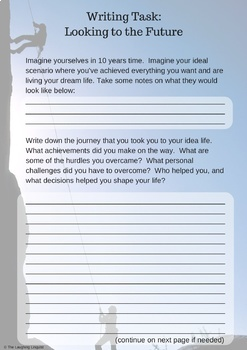 Using New Year's Resolutions To Help Students Take Authorship Of Their Lives