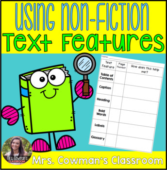 Using Non-Fiction Text Features
