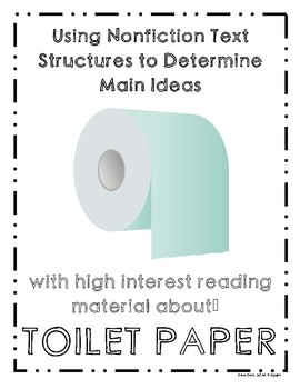 Using Nonfiction Text Structures to Determine Main Ideas