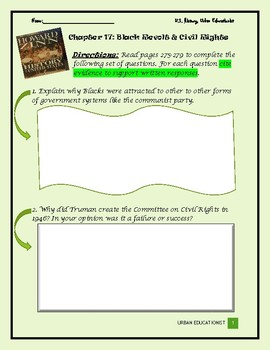 Using Nonfiction Text in the Social Studies Classroom