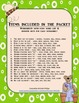 Using Nouns to Complete Sentences - Worksheet Packet -  Created for 1st Grade
