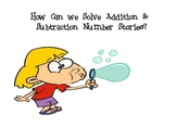 Using Number Bonds to Solve Addition & Subtraction Word Problems