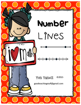 Using Number Lines (Grade 1-3)