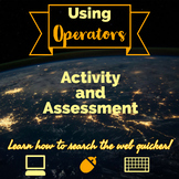 Using Operators in Internet Searches