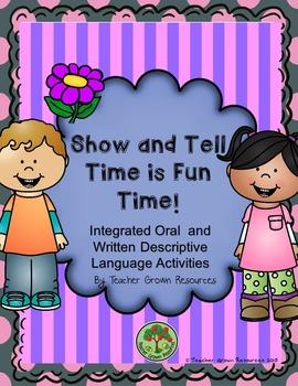 Developing speaking and writing language skills