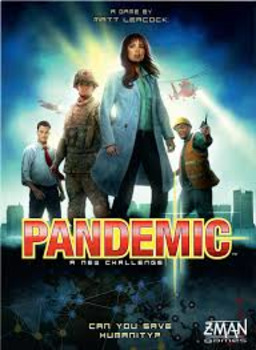 "Using ""Pandemic"" board game to teach government"