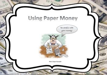 Using money