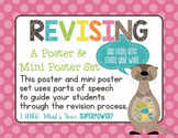 Using Parts of Speech in Revising: A Poster and Mini Poster Set