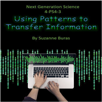 Using Patterns to Transfer Information: Binary & Morse Codes - NGS 4-PS4-3