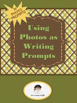Using Photos as Writing Prompts Activity