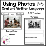 Using Photos for Oral and Written Language