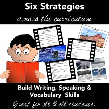 READING & WRITING STRATEGY -  6 Different Strategies