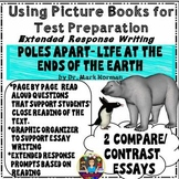 Poles Apart - Test Prep Using Picture Books!  Compare/Contrast Extended Response