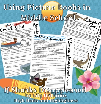 Using Picture Books in Middle School