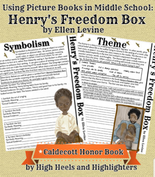 Using Picture Books in Middle School: Henry's Freedom Box