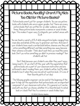 Using Picture Books in the Upper Grades