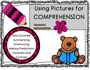 Using Pictures for Comprehension