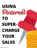 Using Pinterest to Supercharge Your Sales with Alexandra Baxter