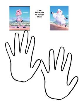 Using Pixar's Boundin' to promote self-esteem