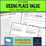 Place Value 5th Grade