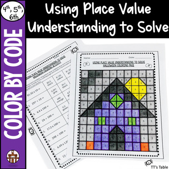 Using Place Value Understanding to Solve Multiplication and Division