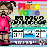 Using Place Value to Add and Subtract