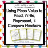 Using Place Value to Read, Write, Represent, & Compare Numbers Assessment