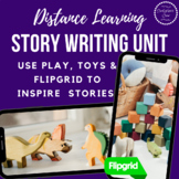 Story Writing Unit using FlipGrid | Distance Learning