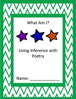 Using Poetry to Make Inferences