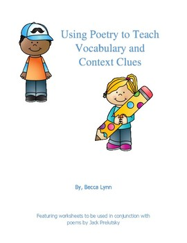 Using Poetry to Teach Vocabulary and Context Clues