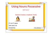 Using Possessive Nouns