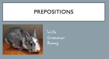Using Prepositions Mini Lesson *Make Grammar Fun Again