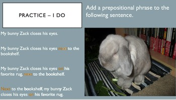 Using Prepositions Mini Lesson *Make Grammar Fun Again