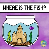 Using Prepositions--Where is the Fish?