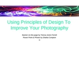 Using Principles of Design To Improve Your Digital Photography
