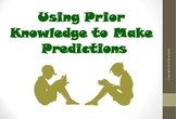 Making Predictions in Reading