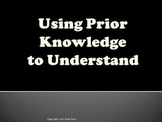 Using Prior Knowledge to Understand PowerPoint