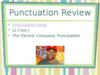 Using Punctuation for Effect