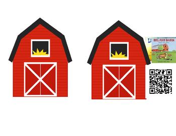 Using QR codes to read Farm books