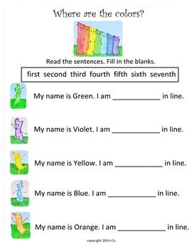 Using Rainbows to Enhance the Curriculum for PreK Through First Grade