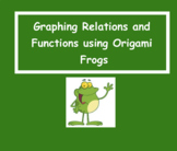 Using Relations and Functions with Origami