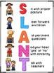 Using SLANT in the Classroom FREEBIE