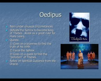 Using STAR WARS to teach Epic Mythology--Gilgamesh, The Iliad, and Oedipus Rex