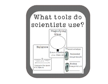 Using Science Tools Introduction Inquiry INTERACTIVE activities book