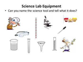 Using Scientific Equipment