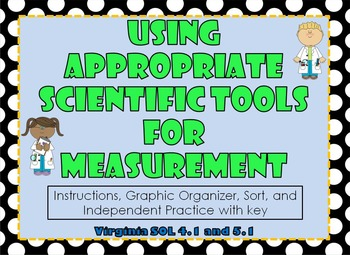 Using Scientific Tools for Measurement