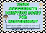 Using Scientific Tools for Measurement