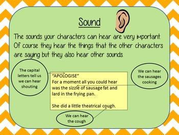 Using Senses in Narratives; Complete Lesson  – Mr Stink