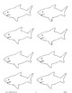 Using Shark Activity Sheet Patterns