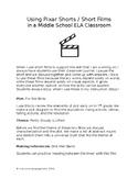 Using Short Films in a Middle School ELA Classroom